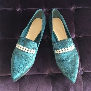 NWOT Beautiful Marc Fisher Loafers!  Sz 10